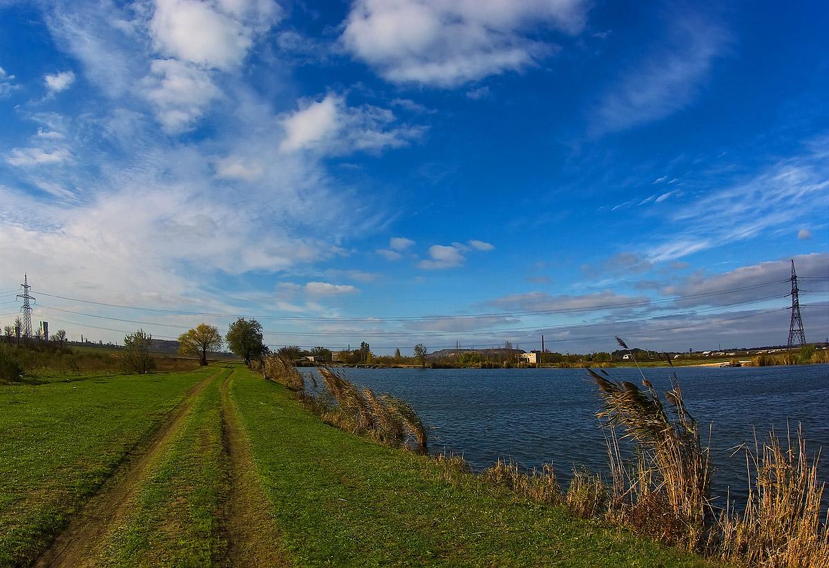 """фото """"Северный ветер"""" метки: пейзаж, осень"""