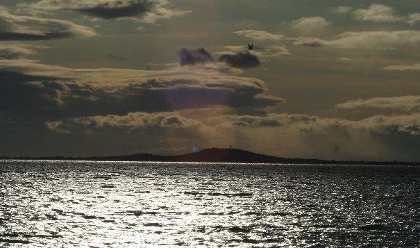 "фото ""shadows on the sea"" метки: пейзаж, вода"