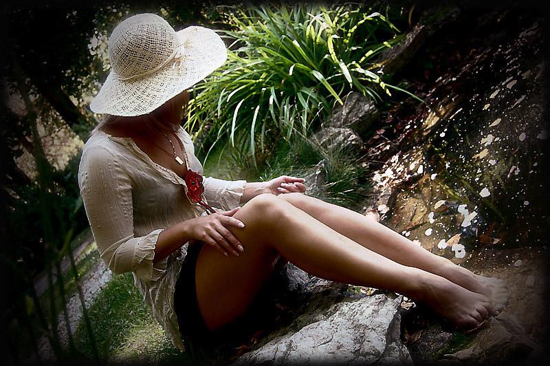 """фото """"На волне летних воспоминаний"""" метки: портрет, женщина"""