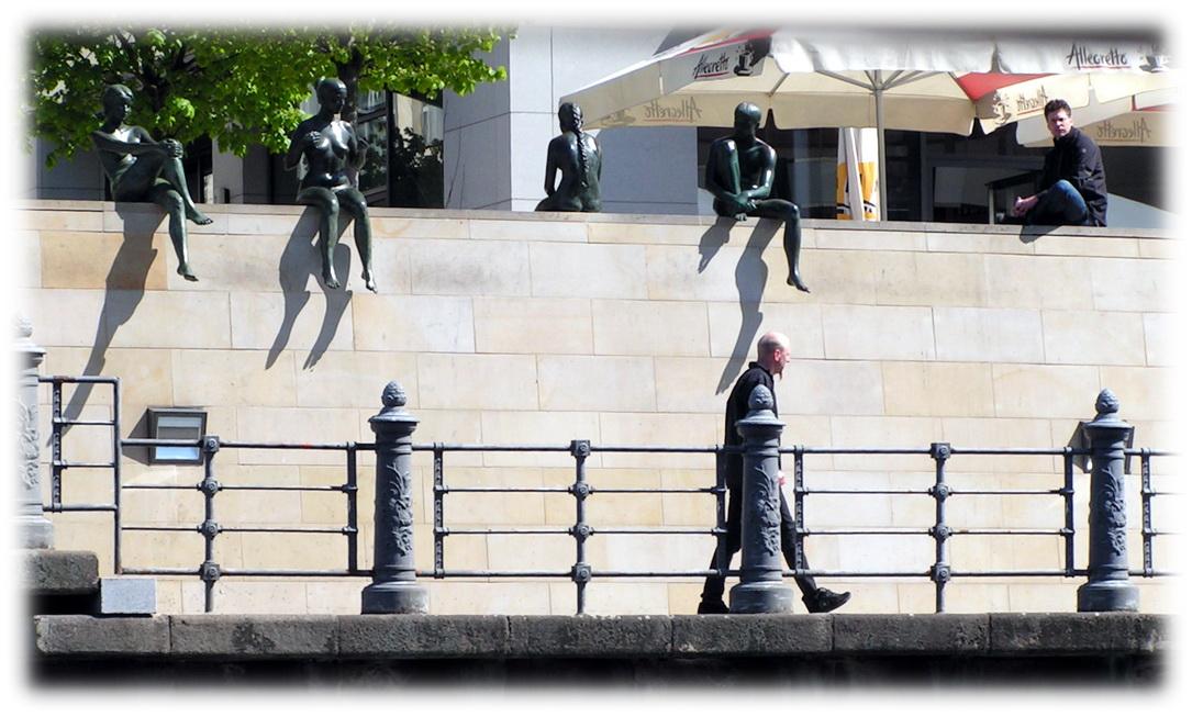 """фото """"Нудисты в Берлине :)"""" метки: путешествия, город, Европа"""