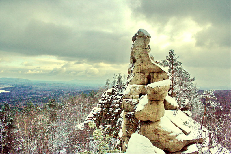 """фото """"Аракульский Шихан"""" метки: пейзаж, горы"""