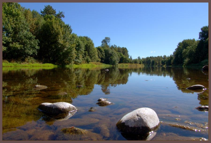 """фото """"прозрачное зеркало"""" метки: пейзаж, вода"""