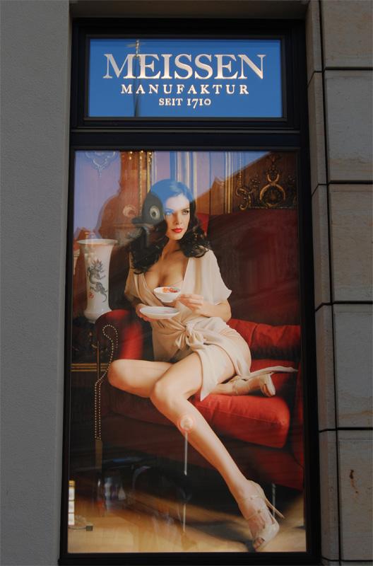 """фото """"Мейсеновская Мануфактура, взгляд из Дрездена"""" метки: путешествия, Европа"""