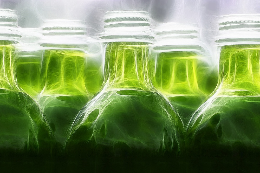 "фото ""the green bottles"" метки: натюрморт, абстракция,"