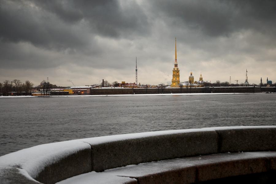 "фото ""Поздняя осень"" метки: город,"