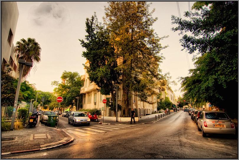 """фото """"Tel-Aviv 0543"""" метки: архитектура, город, пейзаж,"""