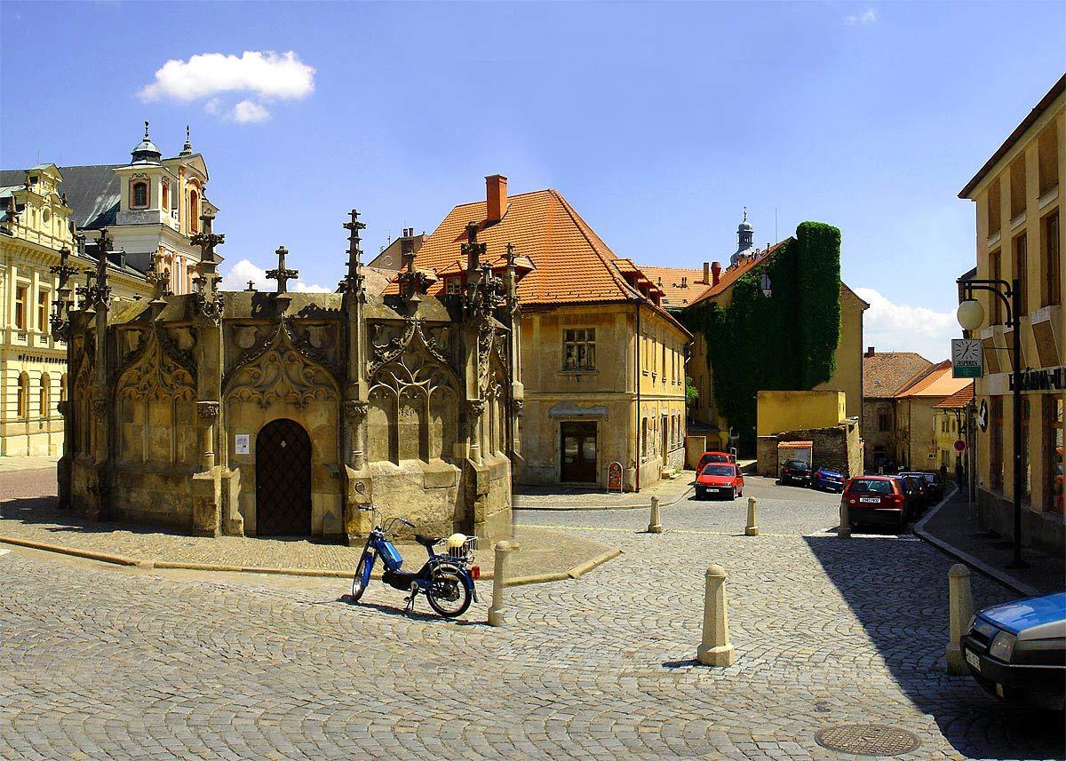 """фото """"Кутна Гора"""" метки: архитектура, путешествия, пейзаж, Европа"""