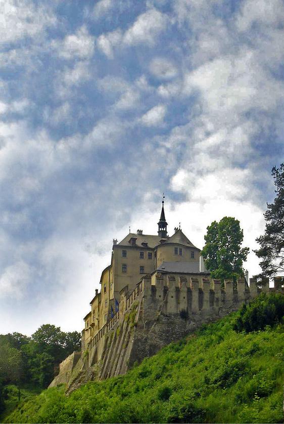 "фото ""Замок Штернберг"" метки: архитектура, путешествия, пейзаж, Европа"