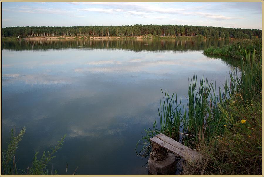 "фото ""Воспоминание о лете"" метки: пейзаж, вода, лето"
