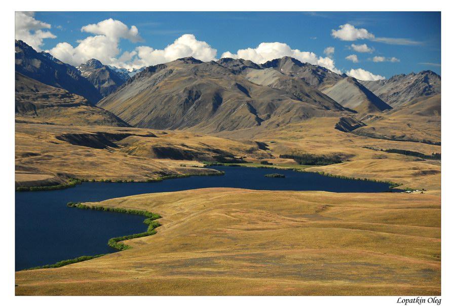 """фото """"Просторы Новой Зеландии"""" метки: пейзаж, путешествия,"""