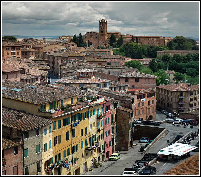"фото ""Siena"" метки: архитектура, город, пейзаж,"