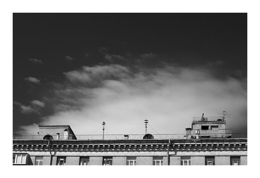 "фото ""***"" метки: пейзаж, город, облака"