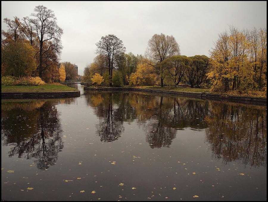 """фото """"между островами"""" метки: пейзаж, осень"""