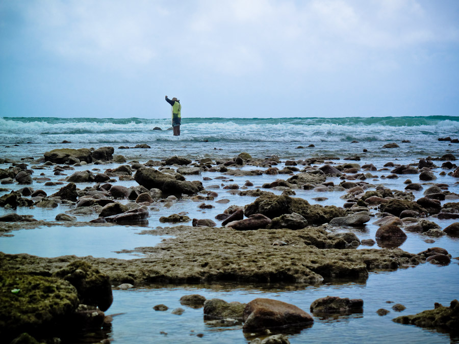 "фото ""Один в море не воин"" метки: пейзаж, вода"