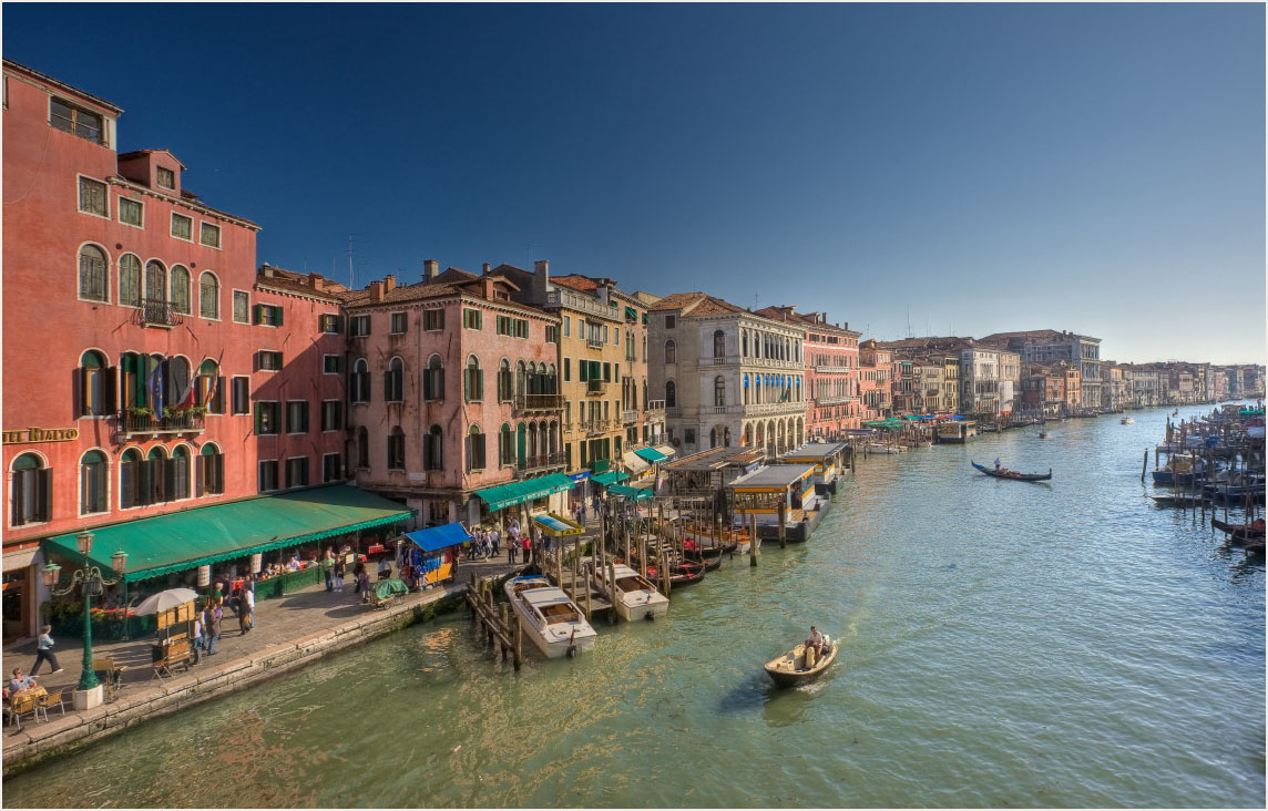 "фото ""Canal Grande 2"" метки: пейзаж, архитектура, вода"