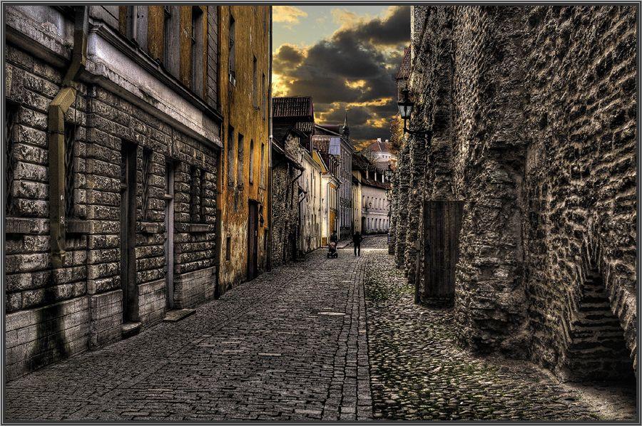 """фото """"Улочки старого города"""" метки: город,"""