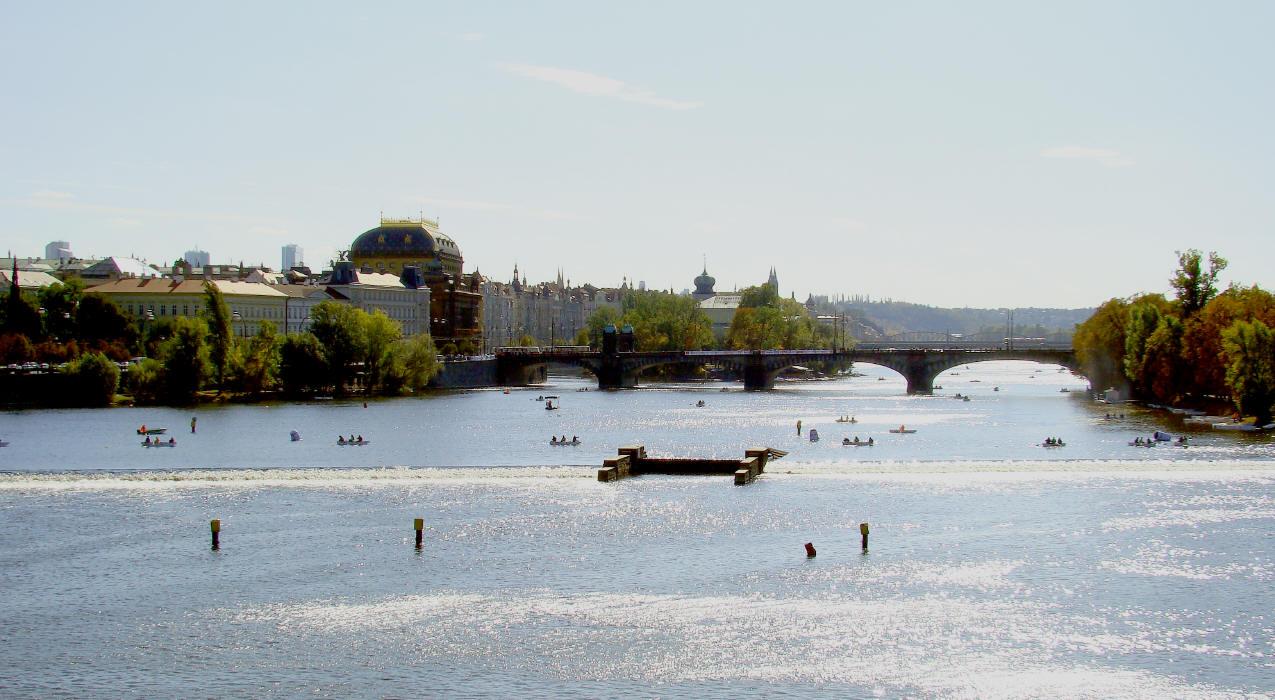 "фото ""Влтава"" метки: путешествия, пейзаж, Европа, вода"