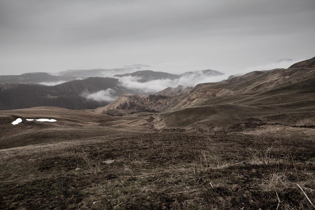 """фото """"без цвета"""" метки: пейзаж, горы"""