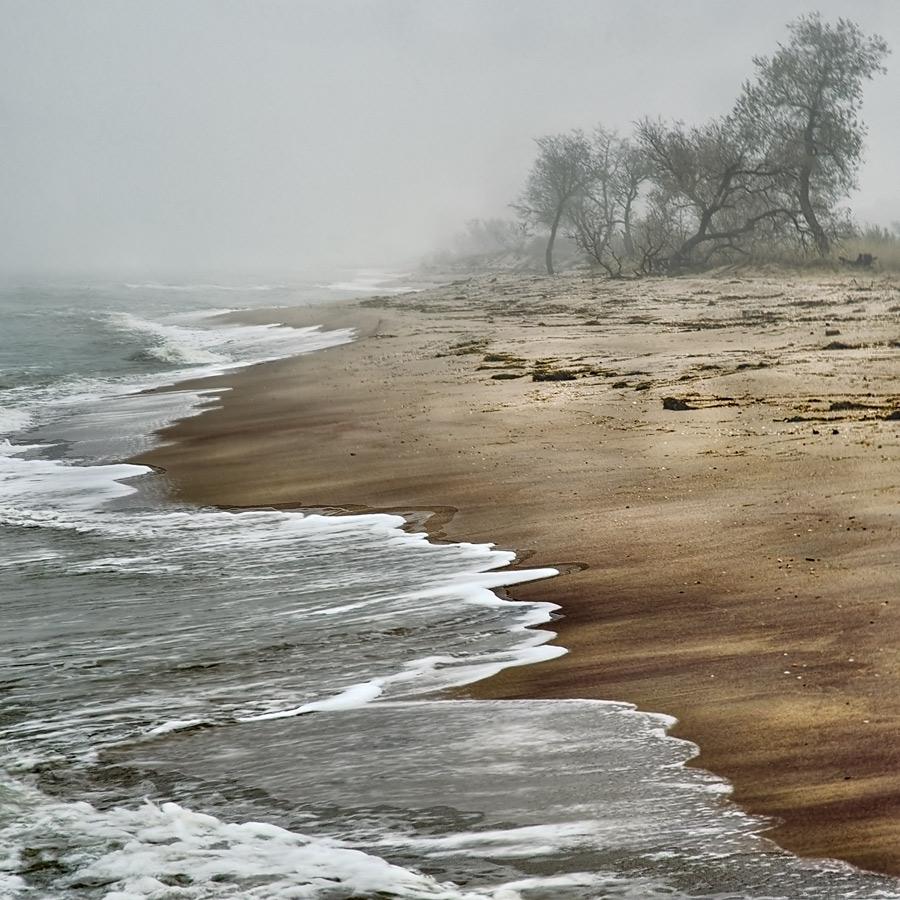 """фото """"Осенние зарисовки Азова"""" метки: пейзаж, вода"""