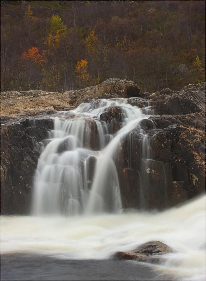 """фото """"Водопад"""" метки: пейзаж, вода"""