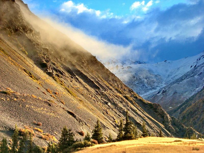 "фото ""Тянь Шань"" метки: пейзаж, путешествия, Азия, горы"
