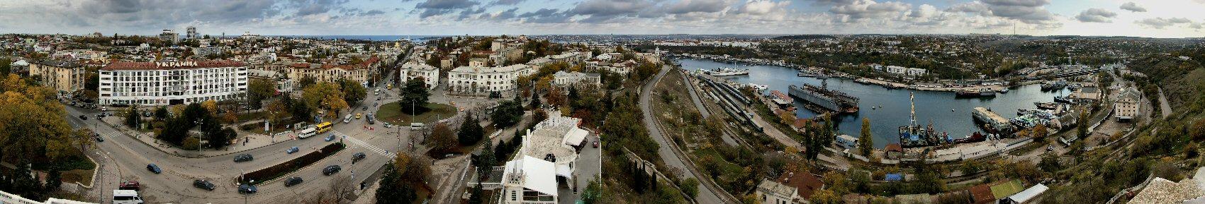 """фото """"Вид со шпиля Матросского клуба"""" метки: панорама, архитектура, пейзаж,"""