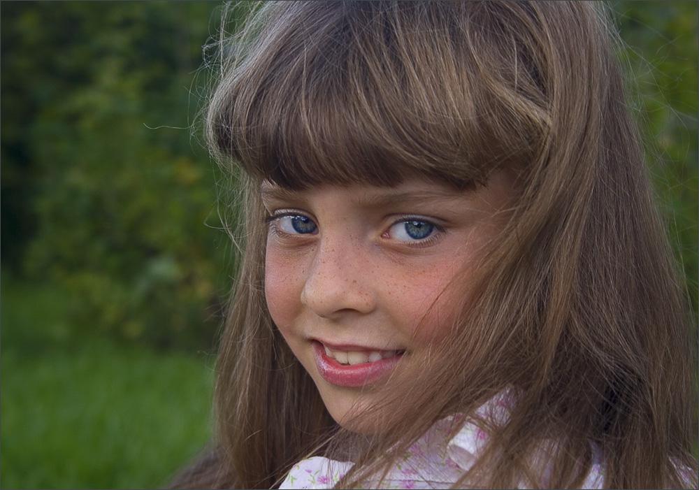 """фото """"Алинка"""" метки: портрет, дети"""