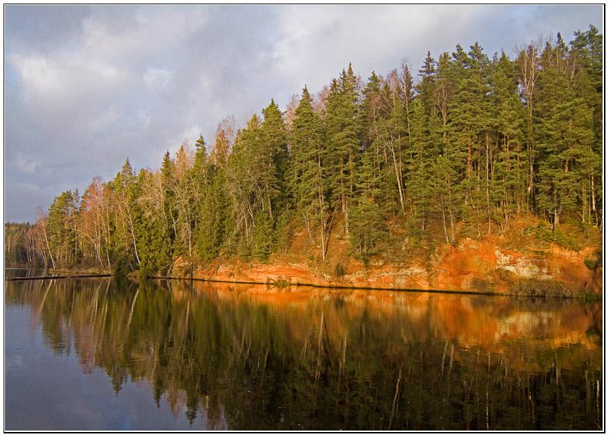 """фото """"Река Брасла"""" метки: пейзаж, вода"""