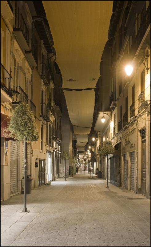 """фото """"Ночные призраки Гранады. Испания"""" метки: путешествия, Европа"""