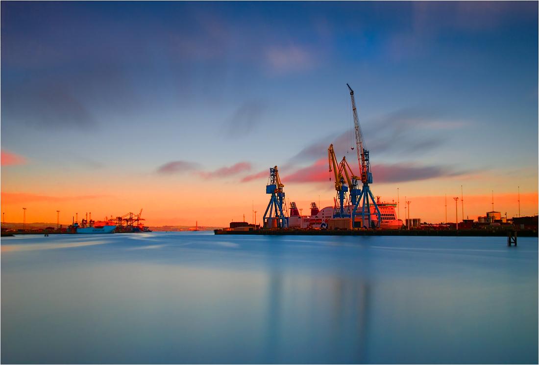 """фото """"Port Belfast"""" метки: пейзаж,"""