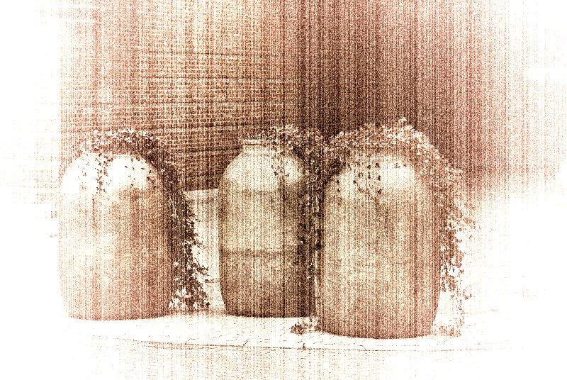 """фото """"pitchers of the time"""" метки: абстракция, разное,"""