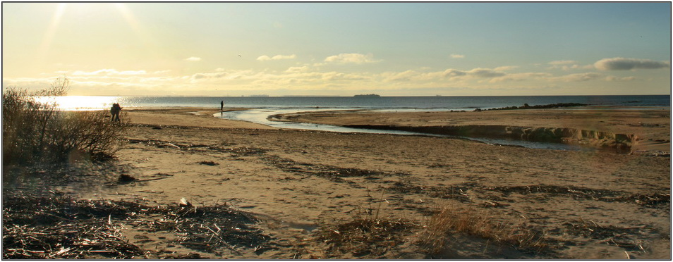 """фото """"Вид на Финский залив"""" метки: пейзаж, вода"""