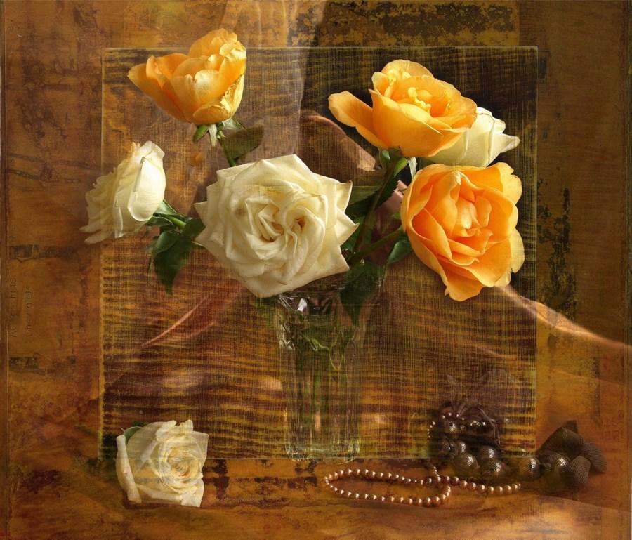 """фото """"Розы."""" метки: натюрморт,"""