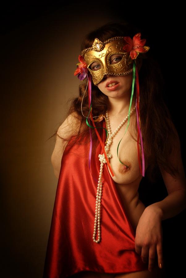 "фото ""маскарад"" метки: ню, портрет, женщина"