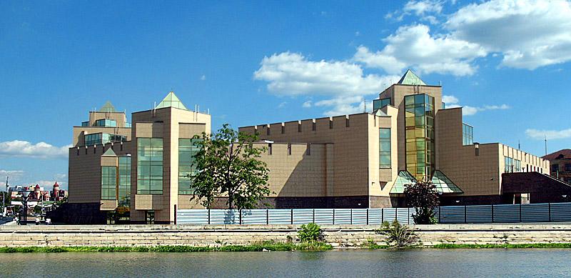 """фото """"Новая старая крепость"""" метки: архитектура, пейзаж,"""