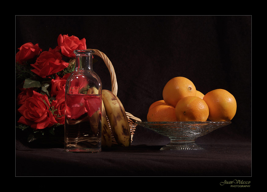 """фото """"Fruits & Roses"""" метки: натюрморт,"""