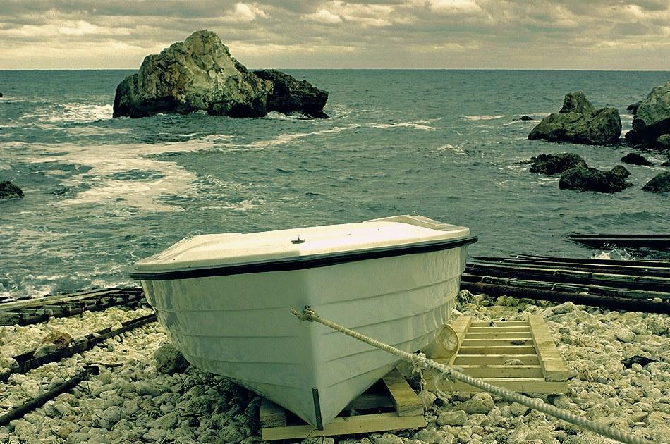 "фото """"Port"" Tjulenovo..."" метки: пейзаж, путешествия, Европа, вода"