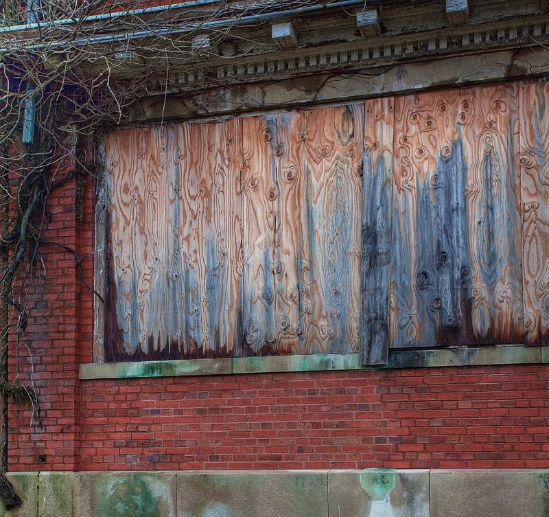 """фото """"The Old Hospital"""" метки: путешествия, город, Северная Америка"""