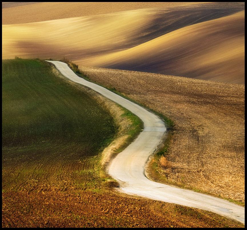 """фото """"Road...."""" метки: пейзаж,"""