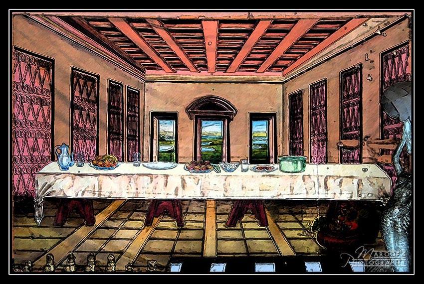 "фото ""THE LAST SUPPER TABLE"" метки: разное,"