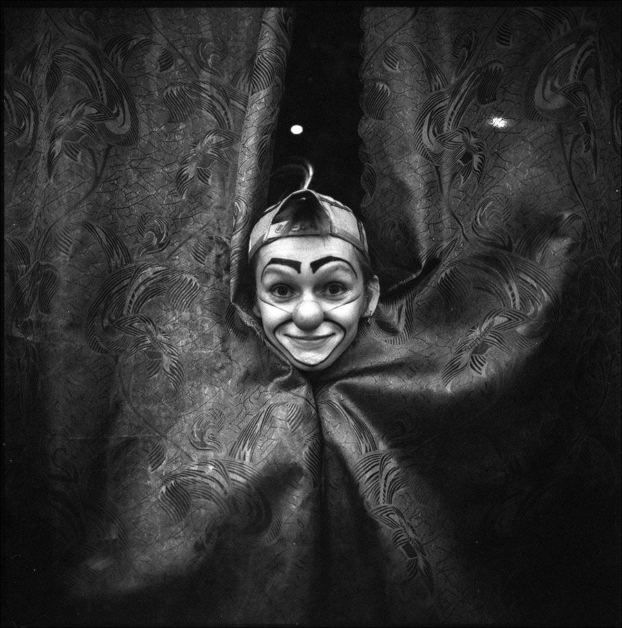 """фото """"клоун ЛЁЛИК"""" метки: портрет, жанр,"""