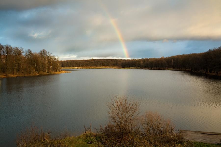 """фото """"Осенний пейзаж"""" метки: пейзаж, вода, осень"""