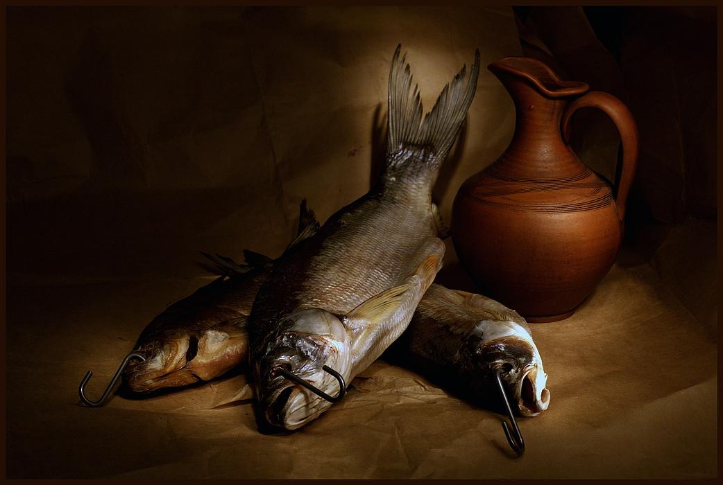 картинки натюрморт с рыбой быстро создала
