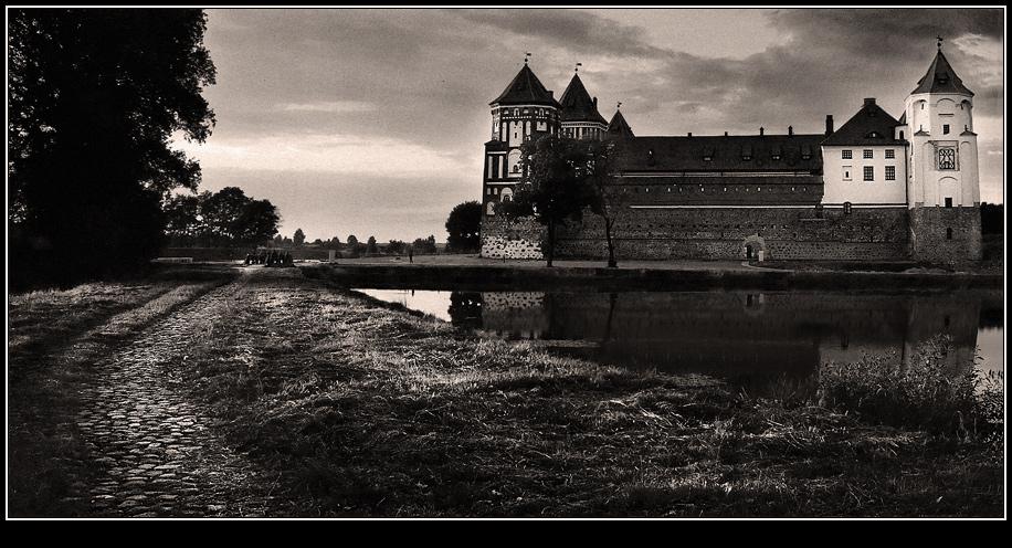"""фото """"Успеть до заката"""" метки: архитектура, путешествия, пейзаж, Европа"""