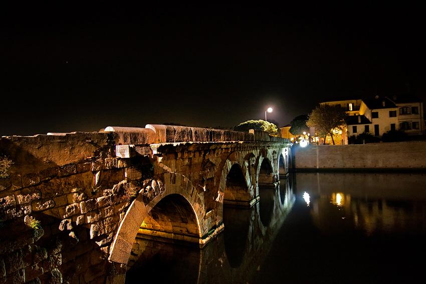 """фото """"мост Тиберия"""" метки: архитектура, путешествия, пейзаж,"""