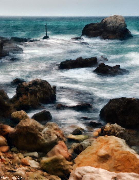 """фото """"Море"""" метки: пейзаж, вода"""