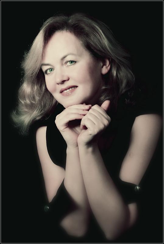"фото ""Люба"" метки: портрет, гламур, женщина"