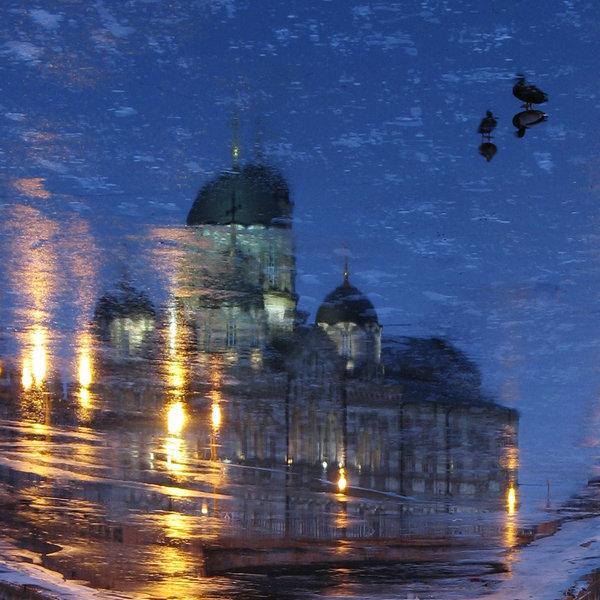 """фото """"Иоанновский монастырь"""" метки: архитектура, разное, пейзаж,"""