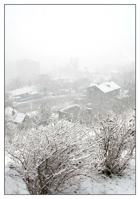 "photo ""***"" tags: landscape, city, winter"