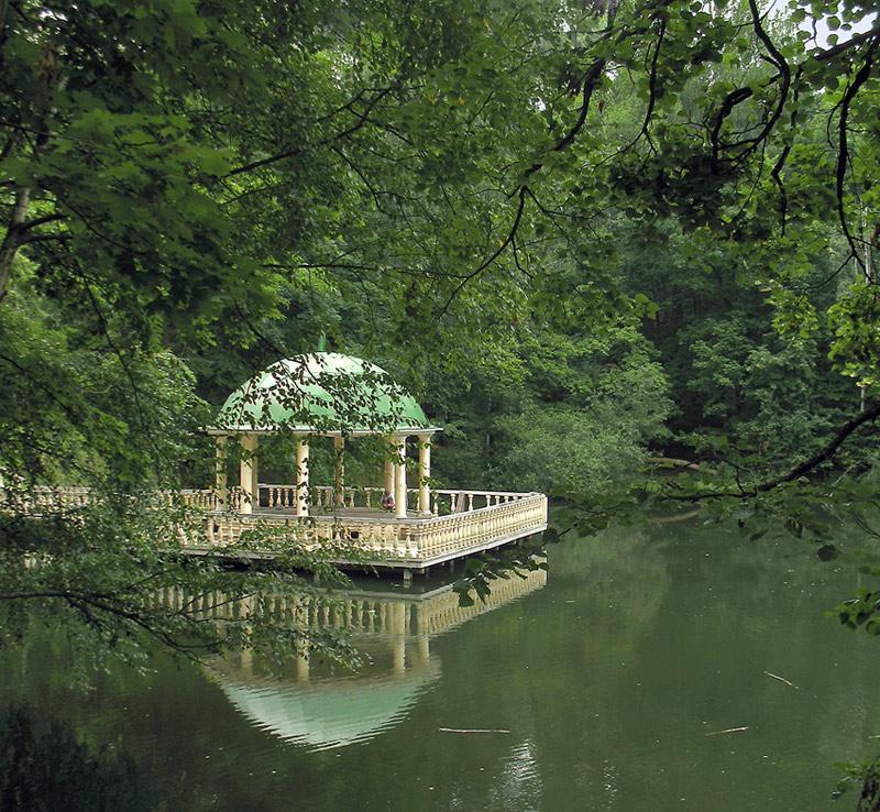 "photo ""Romantic mood..."" tags: landscape, water"